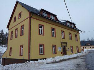 Obecní úřad apartmán Čenkovice ubytování Orlické hory